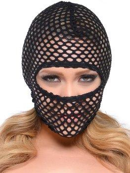 Síťovaná maska na hlavu – Masky, kukly a šátky