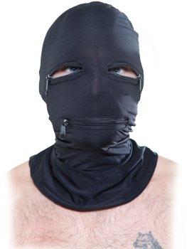 Maska na hlavu se zipy – Masky, kukly a šátky