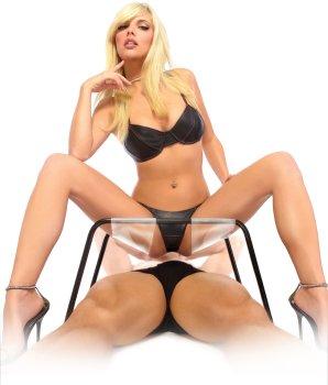 Úžasná stolička na sex – Erotický nábytek a bytové doplňky