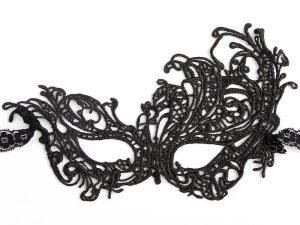 Krajková škraboška – Tajemné i vzrušující škrabošky, masky a čelenky