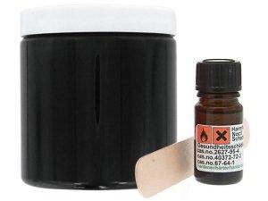 Náhradní silikon do Cloneboy, černý – Odlitky penisu a vaginy