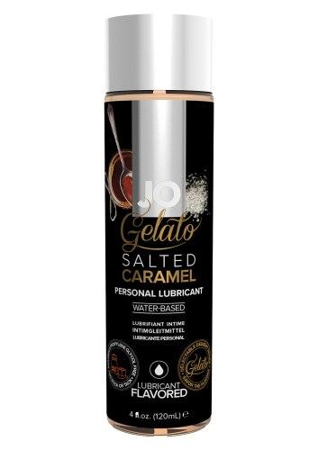 Lubrikační gel System JO Gelato Slaný karamel