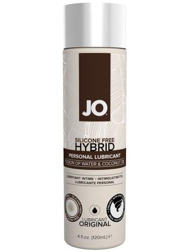Hybridní lubrikační gely: Hybridní lubrikační gel System JO Water & Coconut