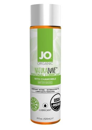 Lubrikační gely na vodní bázi: BIO Lubrikační gel System JO Organic NaturaLove