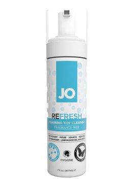 Čisticí pěna na erotické pomůcky System JO Refresh Toy Cleaner, 207 ml – Dezinfekce, čistění pomůcek