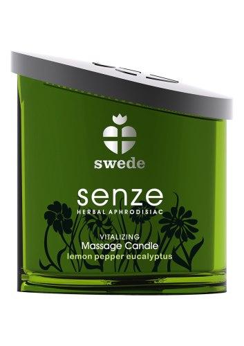 Masážní svíčky: Masážní olejová svíčka Senze Vitalizing