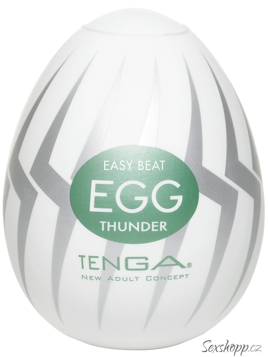 Masturbátor Tenga Egg Thunder