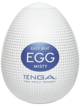 Masturbátory bez vibrací (honítka) - pro muže: Masturbátor TENGA Egg Misty