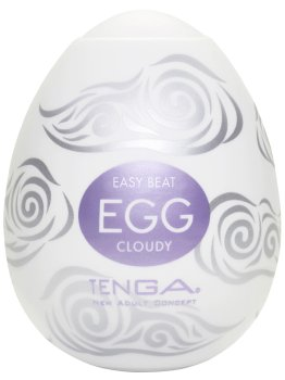 Masturbátor TENGA Egg Cloudy – Masturbátory TENGA