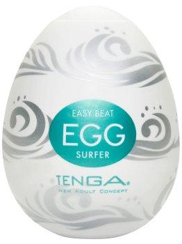 Masturbátory bez vibrací (honítka) - pro muže: Masturbátor TENGA Egg Surfer