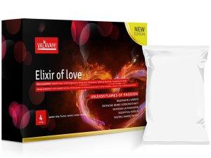 ELIXIR OF LOVE - rozpustné afrodiziakum pro muže i ženy – Afrodiziaka pro muže