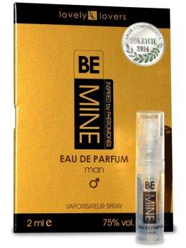 Parfém s feromony pro muže BeMINE - VZOREK – Feromony a parfémy pro muže