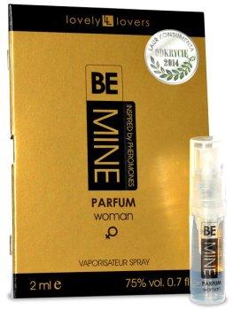 Parfém s feromony pro ženy BeMINE - VZOREK – Feromony a parfémy pro ženy