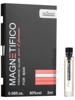 Parfém s feromony pro muže MAGNETIFICO Allure - VZOREK – Feromony a parfémy pro muže