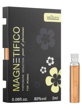 Parfém s feromony pro ženy MAGNETIFICO Seduction - VZOREK – Feromony a parfémy pro ženy