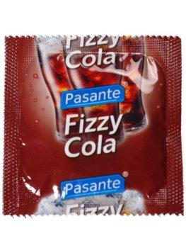 Kondom Pasante Fizzy Cola – Kondomy s příchutí