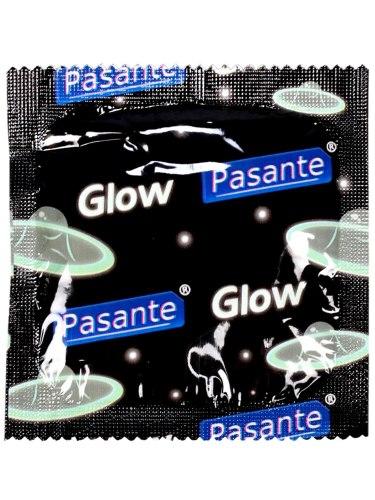 Svítící kondomy: Kondom Pasante Glow in the Dark