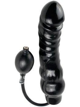 Nafukovací anální dildo Ass Blaster – Nafukovací anální dilda a kolíky