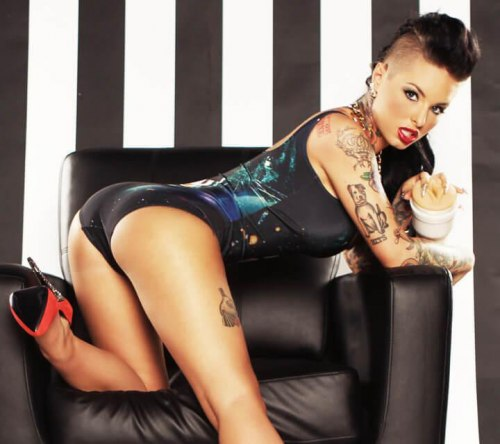 Umělá vagina Fleshlight CHRISTY MACK Attack