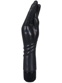 Vibrátory s neobvyklým designem: Vibrátor ve tvaru ruky The Black Hand