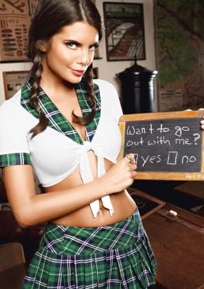 Kostým Studentka soukromé školy - Boarding School Schoolgirl