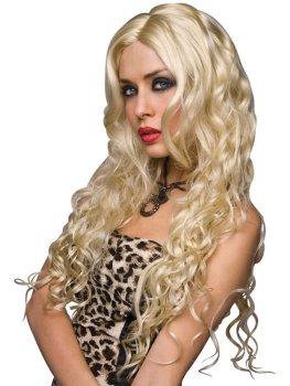 Paruka Jennifer - platinová blond – Paruky