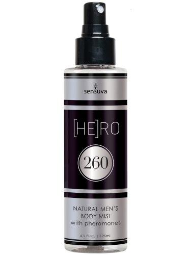 Tělová mlha s feromony pro muže (HE)RO 260