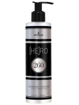 Krém na holení s feromony pro muže (HE)RO 260 – Holení - depilace a epilace