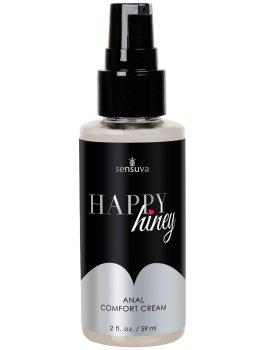 Krém na uvolnění análního otvoru Happy Hiney – Uvolňující či tlumivé přípravky na anální sex a deepthroat