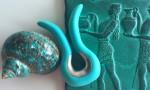 Luxusní dvojitý vibrátor Gvibe MINI Tiffany Mint