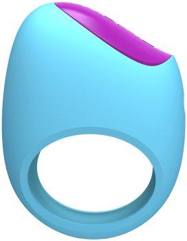 Vibrační erekční kroužek Lifeguard Ring Vibe - ovládaný mobilem – Vibrační kroužky na penis
