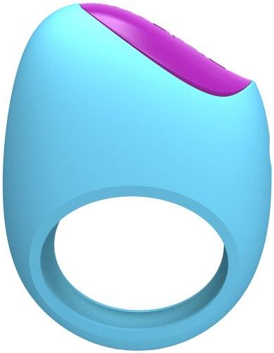 Vibrační erekční kroužky: Vibrační erekční kroužek Lifeguard Ring Vibe - ovládaný mobilem