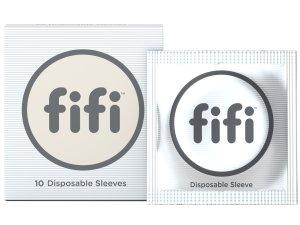 Masturbátory bez vibrací (honítka) - pro muže: Jednorázové latexové vložky k masturbátoru FiFi (10 ks)