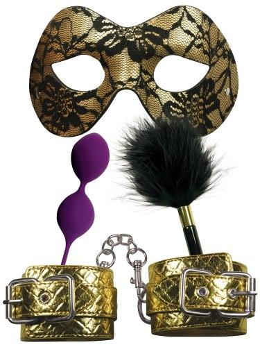 Sady erotických pomůcek: Sada erotických pomůcek Masquerade Party