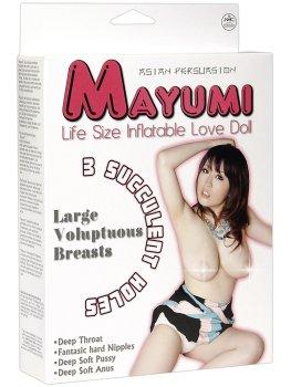 Nafukovací panna Mayumi – Nafukovací panny pro sex i zábavu