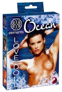 Nafukovací panna Ocean – Nafukovací panny pro sex i zábavu