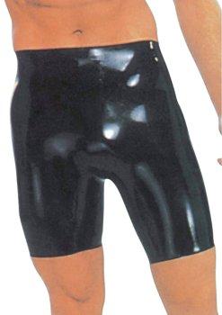 Latexové bermudy – Latexové oblečení pro muže