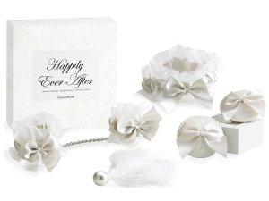 Smyslně dráždivá kolekce nejenom pro nevěsty Happily Ever After – Sady BDSM pomůcek