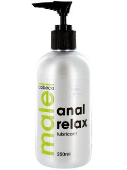 Anální lubrikační gel MALE ANAL RELAX – Lubrikační gely na vodní bázi