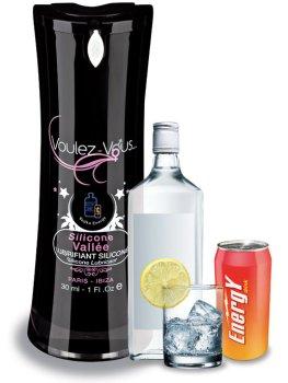 Luxusní lubrikační gel Voulez-Vous Vodka Energy – Silikonové lubrikační gely