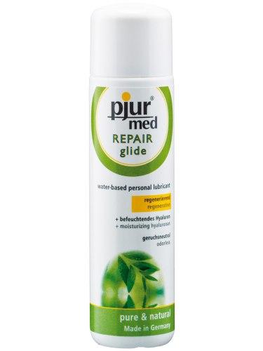 Lubrikační gely na vodní bázi: Regenerační lubrikační gel Pjur Med REPAIR