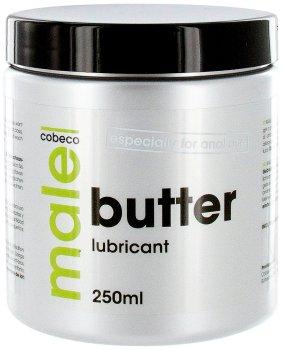"""Lubrikační gely na anální sex: Anální """"máslový"""" lubrikační gel MALE BUTTER"""