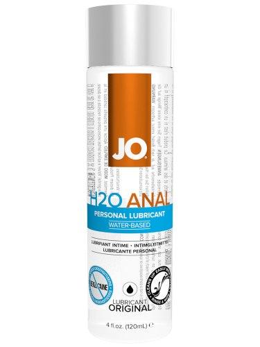 Lubrikační gely na anální sex: Anální lubrikační gel System JO H2O ANAL - vodní