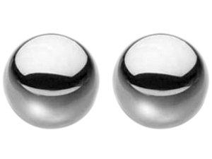 Kovové vaginální kuličky Ben-Wa Steele Balls – Ben-Wa kuličky