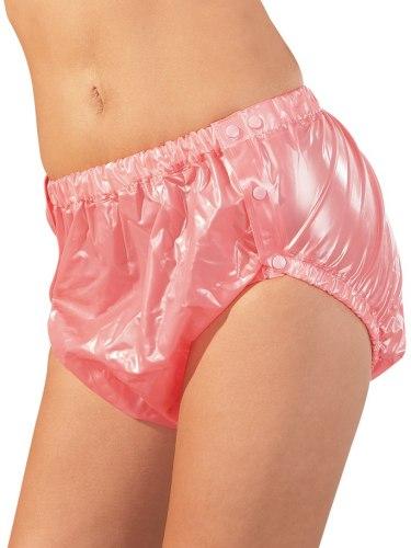 """Příslušenství pro hru na """"adult baby"""" (dospělé mimino): Nepromokavé unisex kalhotky na plenky"""