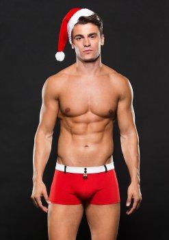 Kostým Santa – Pánské sexy kostýmy pro roleplay