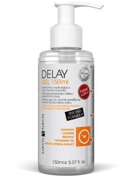 Lubrikační gel na oddálení ejakulace DELAY – Lubrikační gely na vodní bázi