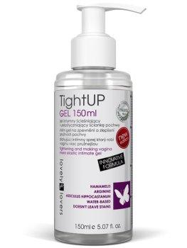 Lubrikační gel s efektem zpevnění a zúžení vaginy TightUP – Lubrikační gely s hřejivým účinkem (prokrvující)