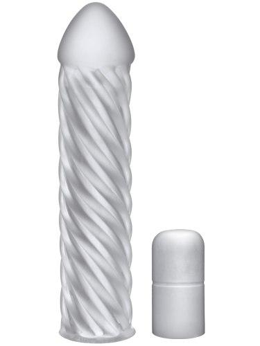 Prodlužovací návlek na penis Xtend It Kit SWIRL
