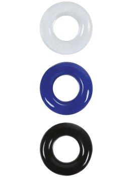 Sada erekčních kroužků Renegade – Nevibrační erekční kroužky